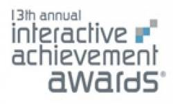 13th annual interactive achievement awards head