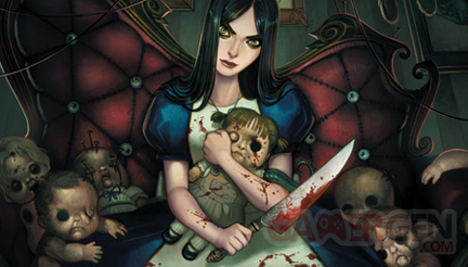 Alice Madness Returns Art