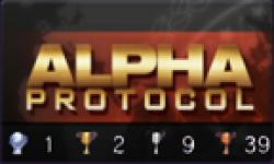 Alpha Protocol Trophees vignette