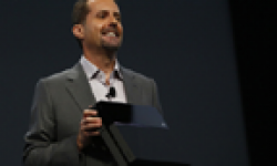 Andrew House PS4 PlayStation 4 head