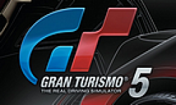 Apercu Gran Turismo 5 PS3 GT5 PlayStation logo
