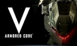Armored Core V logo vignette 21.03.2012