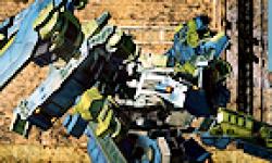 Armored Core Verdict Day logo vignette 09.07.2013.
