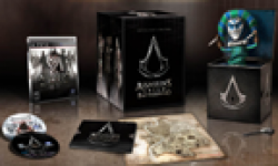 Assassins Creed Brotherhood Collector PS3 head