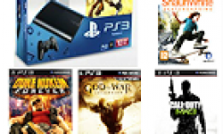 Bundle PS3 ULtra Slim 12 Go avec 5 jeux auchan logo vignette  11.07.2013 (1)