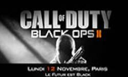 Call of Duty Black Ops II soiree lancement