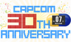 Capcom 30e Anniversaire head