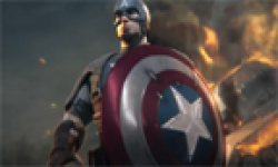 Captain America Super Soldier head 7