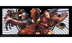 Civil War Marvel Ultimate Alliance 2