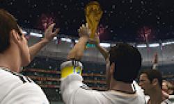 Coupe du monde de la FIFA Afrique du sud 2010 test logo