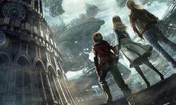 Couverture Covers Nippone Japonaise PS3 End Of Eternity Resonance Of Fate