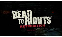 Dead to rights retribution screenshot capture