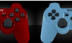 DS3 red blue etiquette