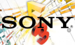 e3 sony logo head vignette