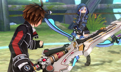 Fairy Fencer F 11 07 2013 screenshot 1