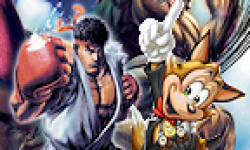 Famitsu Super Street Fighter IV PS3 Xbox 360 logo