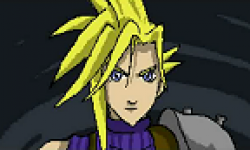 Final Fantasy VII FFVII Nes logo