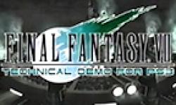 Final Fantasy VII Remake Interview Logo