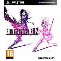 final fantasy xiii 2 cover jaquette euro