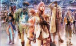 Final Fantasy XIII Ultimania Omega icone head