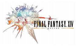 final fantasy XIV FF Final Fantasy XIV Logo