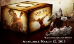 God of War Ascension collector edition vignette