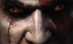 God Of War III 3 Gameplay 8 minutes Santa Monica logo