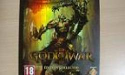 god of war III edition speciale etiquette