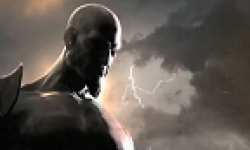 God Of War III God 3 Santa Monica Bande annonce logo