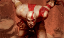 God of War III head 6