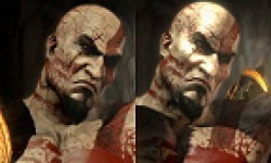 Gof Of War III GOWIII Comparaison vidéo démo version finale