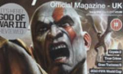 GOW 3 review God Of War III head