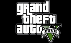 gran theft auto v 5 logo head