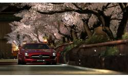 Gran Turismo 5 Photo Mode Kyoto Shirakawa Mercedes Benz SLS AMG 10
