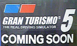 Gran Turismo 5 reservation Japon PS3 logo