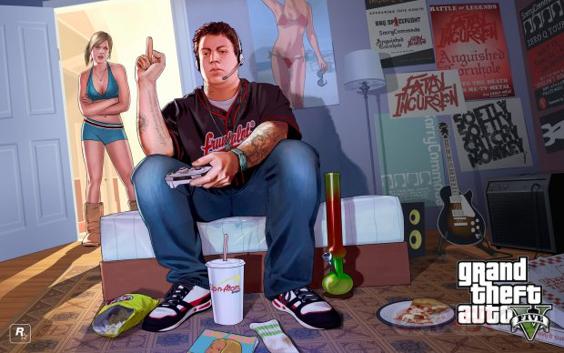 GTA Grand Theft Auto V 04 07 2013 wallpaper 1