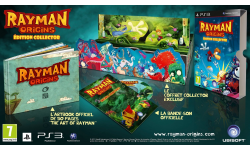 image photo rayman origins edition collector 25092011