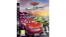 jaquette : Cars Race-O-Rama