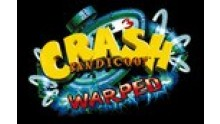 jaquette : Crash Bandicoot 3 : Warped