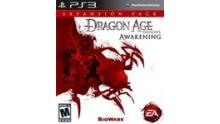 jaquette : Dragon Age : Origins - Awakening