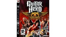 jaquette : Guitar Hero : Aerosmith