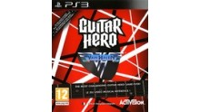jaquette : Guitar Hero : Van Halen