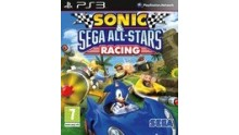 jaquette : Sonic & Sega All-Stars Racing