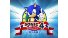jaquette : Sonic the Hedgehog 4 : Episode 1
