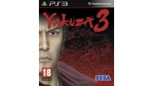 jaquette : Yakuza 3