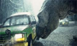 Jurassic Park Dinosaur head
