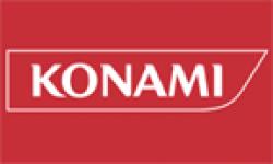 Konami logo head