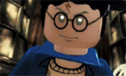 LEGO Harry Potter head