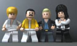 lego rock band Queen vignette