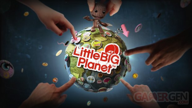 LittleBigPlanet artwork